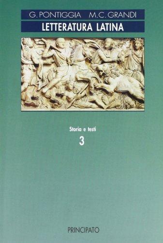 Letteratura latina. Per le Scuole superiori. Impero (Vol. 3)