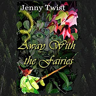 Away with the Fairies audiobook cover art