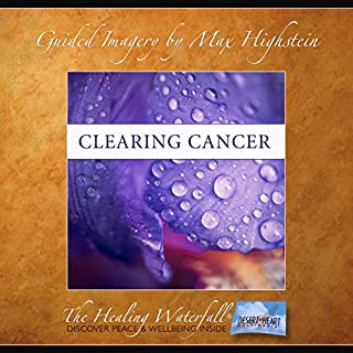 Clearing Cancer audiobook cover art