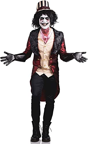 bienvenido a elegir Seeing rojo Inc. Men's Mad House Ringmaster Fancy Fancy Fancy Dress Costume X-Large  calidad oficial