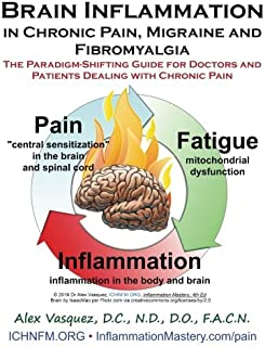 Brain Inflammation in Chronic Pain, Migraine and Fibromyalgia: The Paradigm-Shifting Guide for Doctors and Patients Dealing with Chronic Pain (Inflammation Mastery)