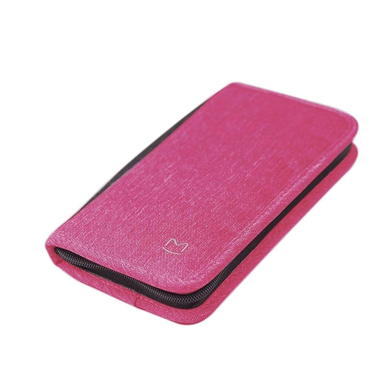 ミニバッグ 旅行 ドキュメント 財布 パスポート パスポートチケットクレジット IDカード 現金ホルダー ケース 超軽量 収納