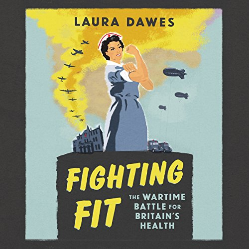 Fighting Fit audiobook cover art