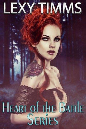 Heart of the Battle Series: Celtic Viking Scottish Highlander Romance (Volume 4)