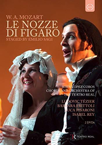 Le Nozze Di Figaro,K492 (Opera Completa)(2Dvd)