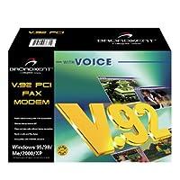 Creative Labs Broadxent V.92 PCI Data Fax Voice Modem (Internal DI3631) by Creative [並行輸入品]
