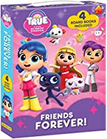 True and the Rainbow Kingdom: Friends Forever: 4 Books Included