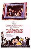 Diary of Anne Frank Plakat Movie Poster (11 x 17 Inches -