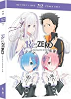 Re:ZERO Starting Life In Another World Season 1 Part 1 Blu-Ray/DVD(Re:ゼロから始...