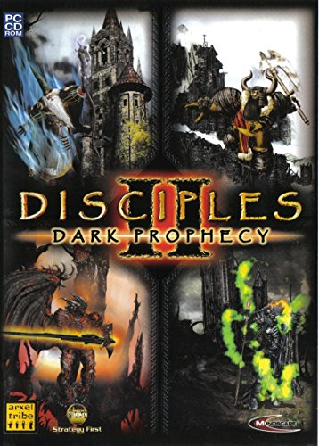 Disciples II Dunkel Prophecy PC Cd-Rom