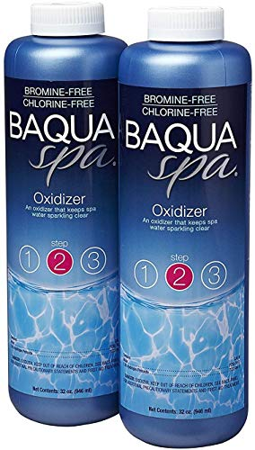 Baqua Spa 88852 2-Pack Spa Oxidizer, Clear