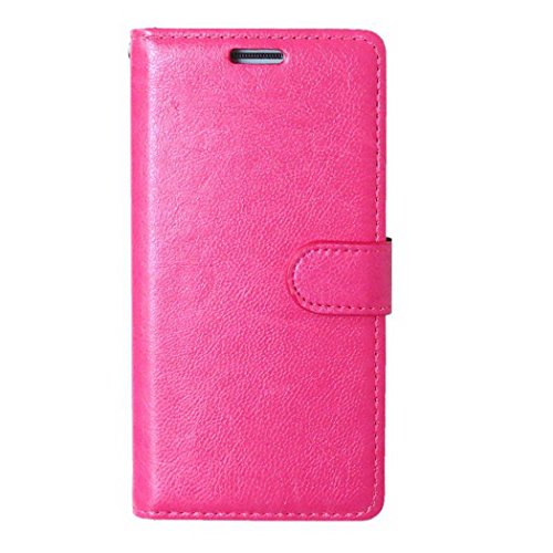 LG Leon Cover Deluxe Retro Flip Leather Wallet Case For LG Leon Case C40 Holder Stand Coque With Card Slots