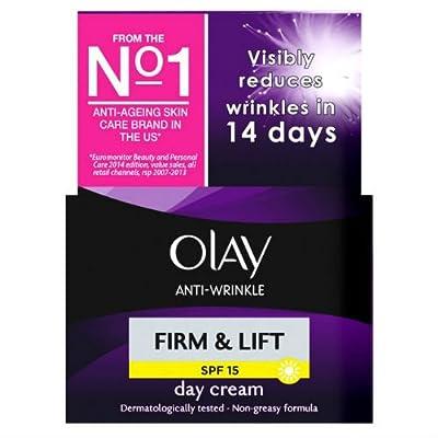Olay Anti-Wrinkle Firm & Lift Moisturiser Day Cream SPF15 50ml Case of 2 from Olay