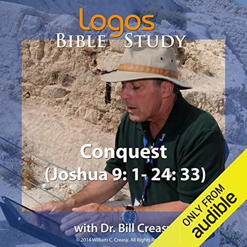Conquest (Joshua 9: 1- 24: 33) cover art