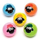"""Baker Ross Flummis """"Flauschiges Schaf"""" für Kinder – perfekt als"""