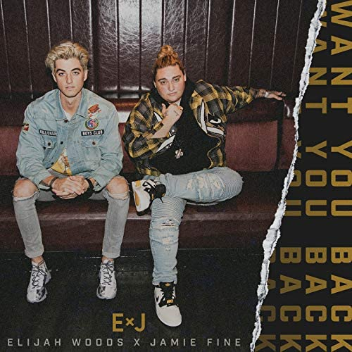 Elijah Woods x Jamie Fine