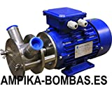 Ampika Electrobomba Industrial con rodete Flexible (380V - 1.75\12)