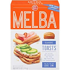 Perfect complement to toppings, dips and spreads Original classic toast flavor Crispy light bread replacement A healthy, well-balanced snack The perfect toast!