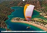Freiheit und Abenteuer - Paragliding (Wandkalender 2021 DIN A3 quer) - 2