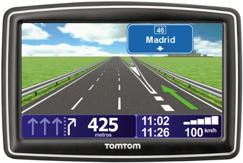 TomTom XXL IQ Routes Edition Europe Navigationssystem (Kontinent)