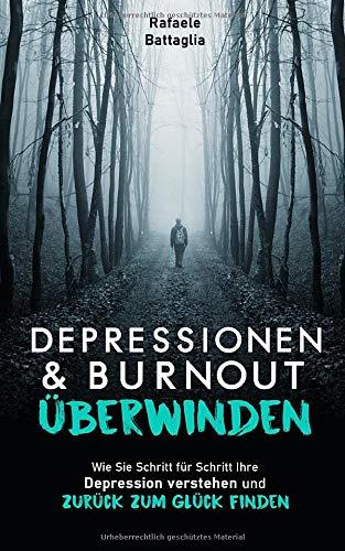 DEPRESSIONEN UND BURNOUT ÜBERWINDEN: Wie Sie Schritt für Schritt Ihre Depression verstehen und...