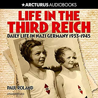 Life in the Third Reich audiobook cover art