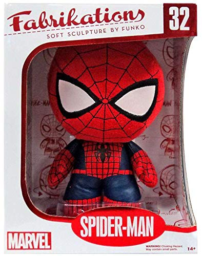 Marvel Collector Corps: Funko Fabrikations - Spider-Man Plush Figure