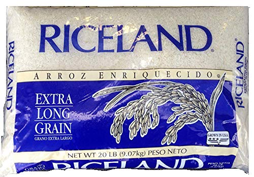 Riceland Foods Extra Long Grain White Rice 20 lb