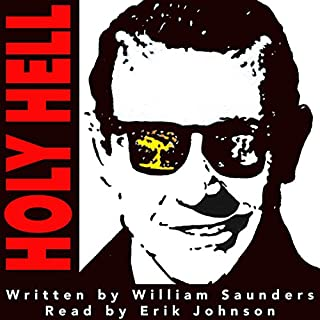 Holy Hell audiobook cover art