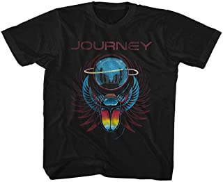 American Classics Journey Boys' Beetle Planet Childrens T-Shirt Black