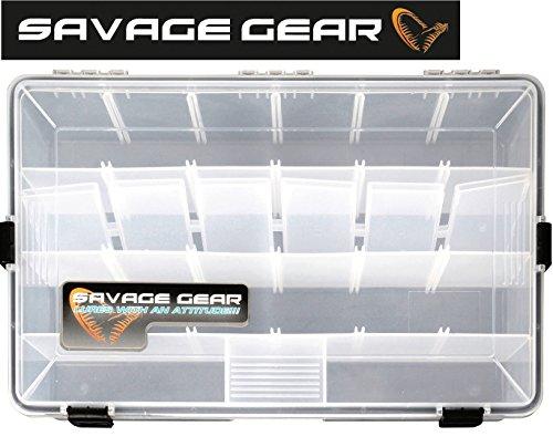 Savage Gear, scatola WPB N. 9(35,5x 23x 9,2cm)