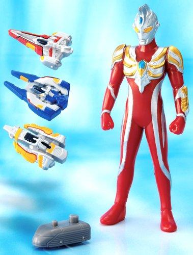 Ultraman Max Handy series Ultraman Max & dash machine set (japan import)