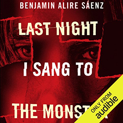 Last Night I Sang to the Monster cover art