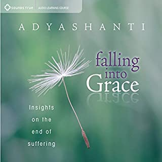 Falling into Grace audiobook cover art