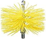 Leman 7894.150- Hérisson synthétique rond pour ramonage (diamètre de 150mm)