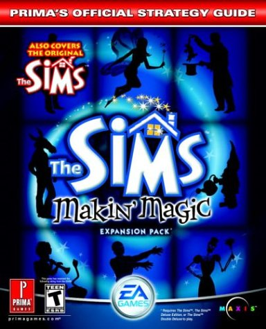 The Sims Makin' Magic