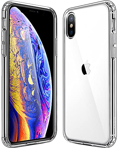 Mkeke Compatible with iPhone Xs Max Case, Clear Case for iPhone Xs Max