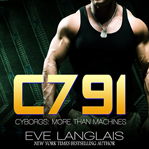 C791     Cyborgs: More than Machines, Volume 1              By:                                                                                                                                 Eve Langlais                               Narrated by:                                                                                                                                 Benjamin Claude,                                                                                        Morais Almeida                      Length: 4 hrs and 40 mins     8 ratings     Overall 4.1