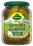 Kühne Gewürzgurken - Auslese, 12er Pack (12 x 720 ml)