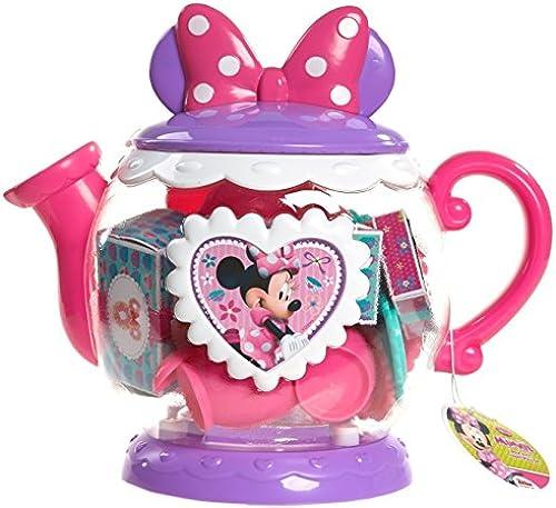 Disney Minnie Mouse Bowtastic Teapot Playset