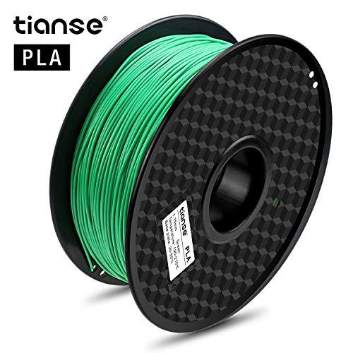 TTIANSE Filamento PLA impresora 3D / Pluma 3d, 1 kg