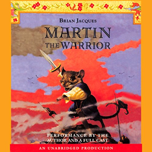 Martin the Warrior audiobook cover art