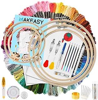 Geschenk Kreuzstich-Muster f/ür Zuhause Kreuzstich-Z/ählmuster-Set Urlaub DIY Stickerei Starter-Kits 29/¡/Á29CM Drucken