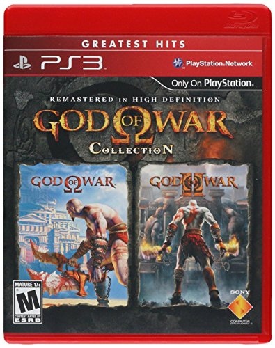 God of War Collection (englische Version)