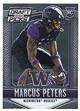 2015 Panini Prizm Collegiate Draft Picks Draft Picks #219 Marcus Peters NFL Football Card (RC - Rookie Card) NM-MT. rookie card picture
