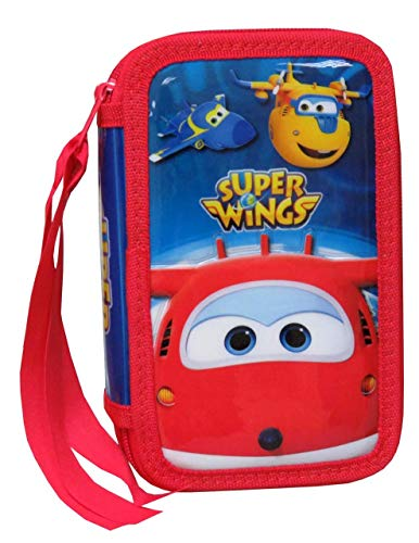 CYP Imports plumier Super Wings Triple