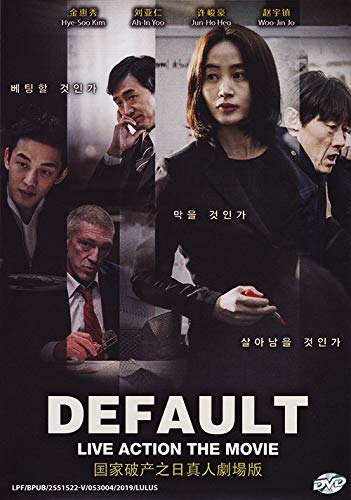 Default Korean Movie English Sub All Region DVD