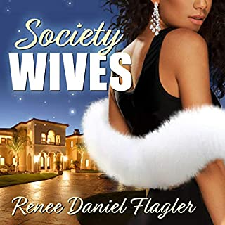 Society Wives audiobook cover art
