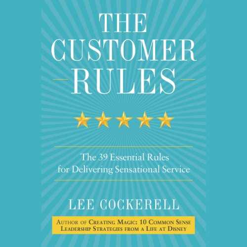 The Customer Rules cover art