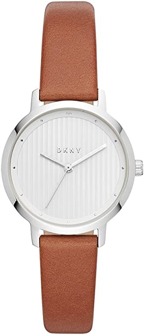 DKNY Women's NY2676 Analog Quartz Brown Watch